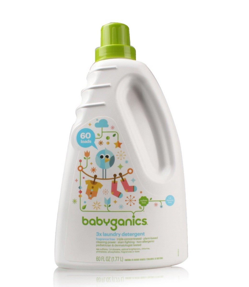 嬰兒洗衣液 - 無香味 1.77L