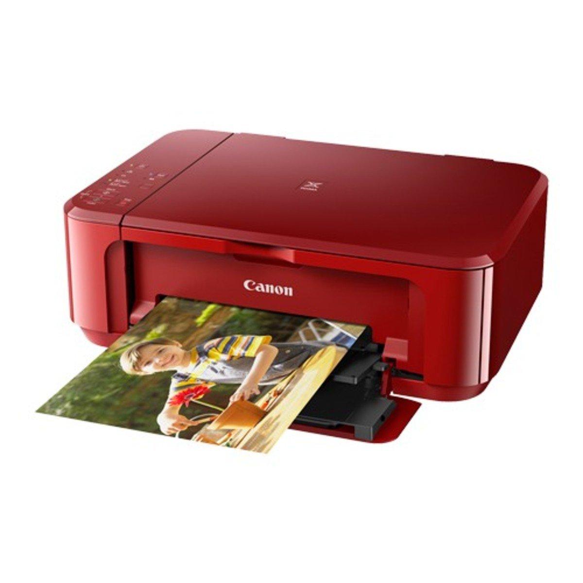 PIXMA MG3670 (紅色)
