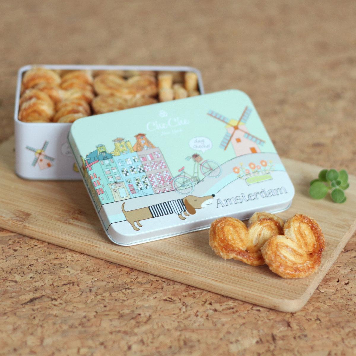 蝴蝶酥 - 細盒裝