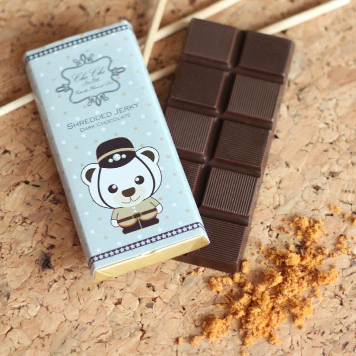 排裝巧克力 - 豬肉鬆