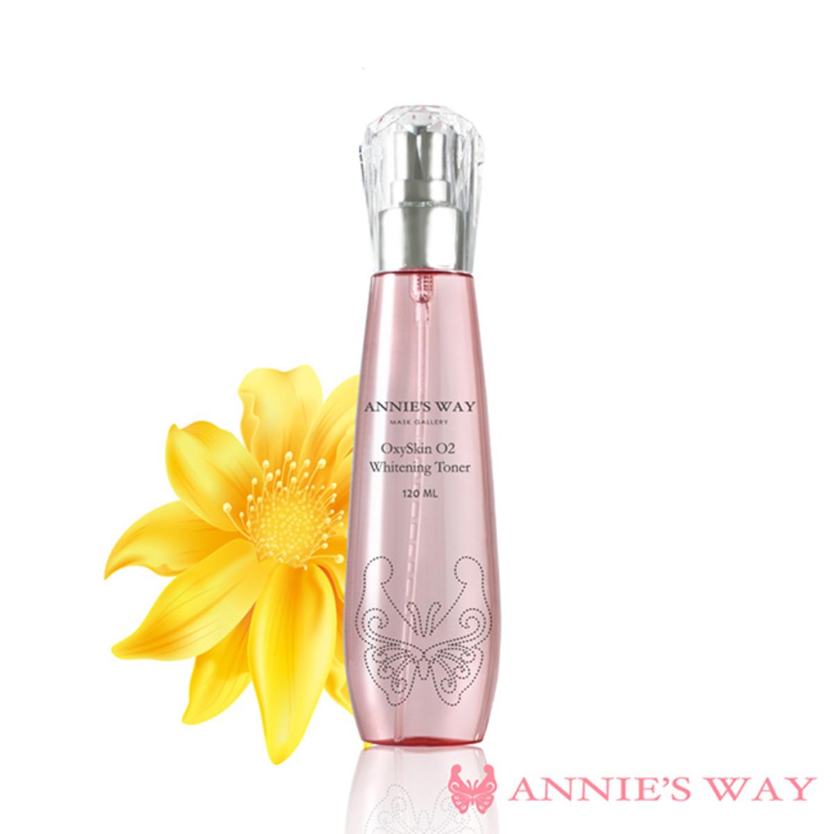 金蓮花O2美白化妝水