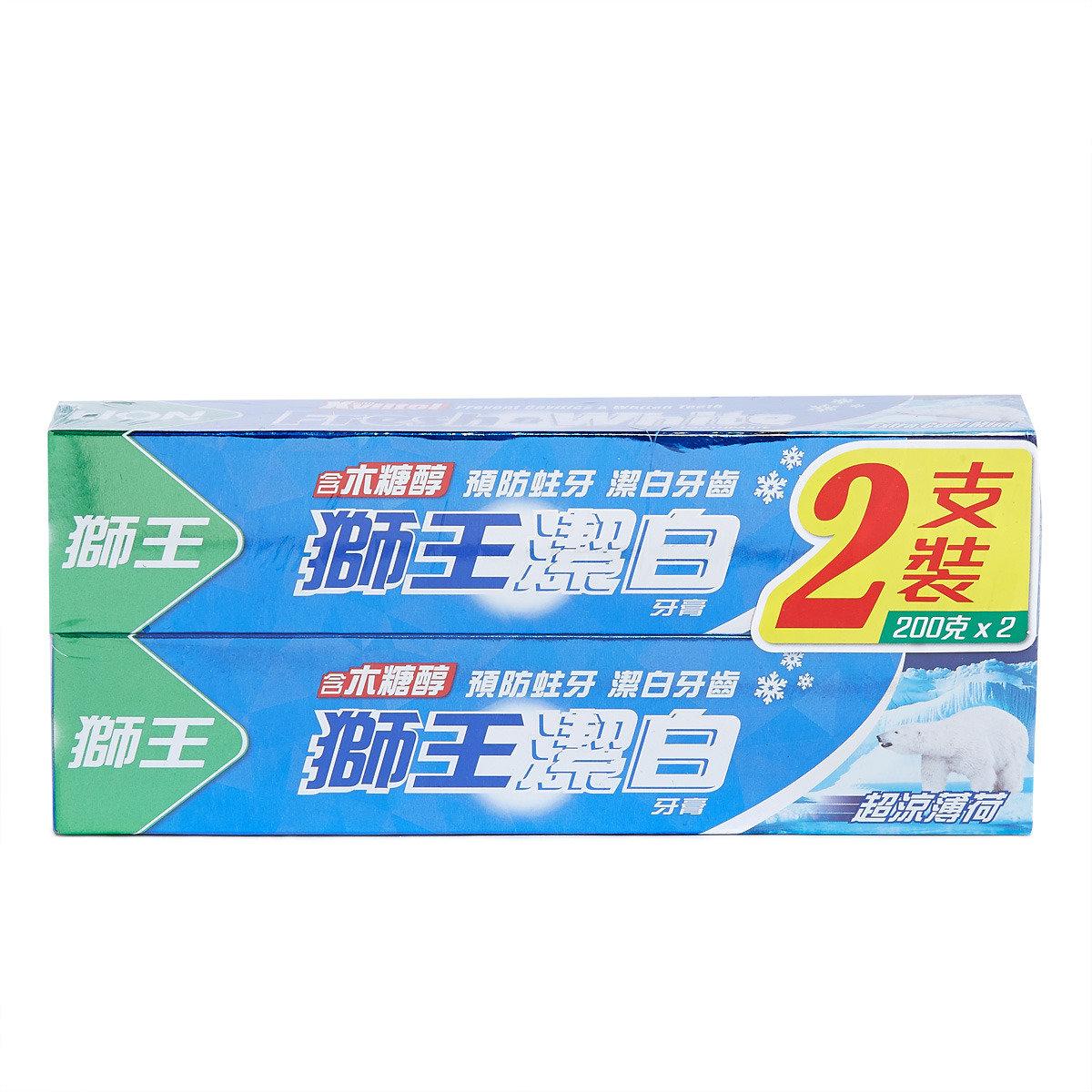 牙膏 (超涼)