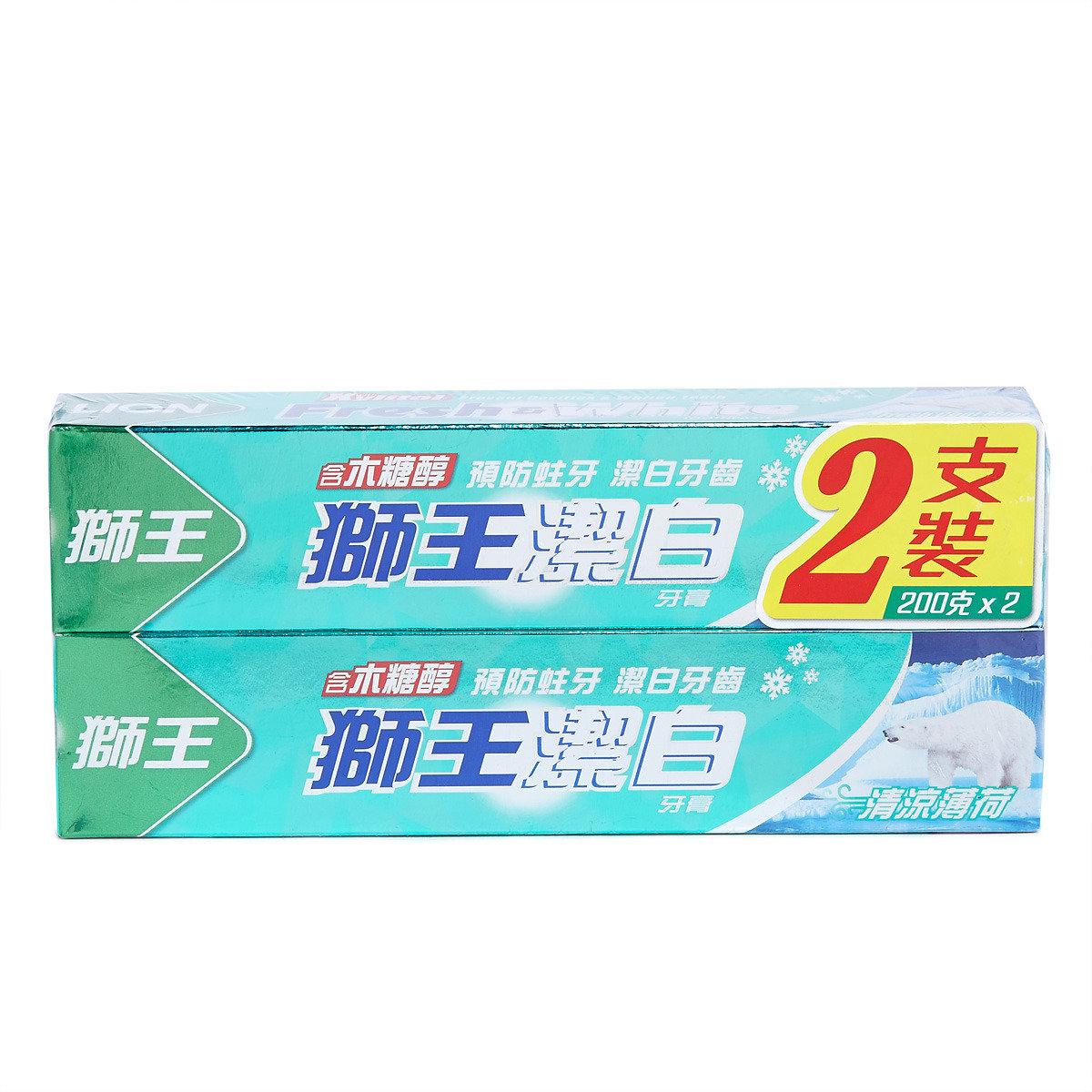 牙膏 (清涼)