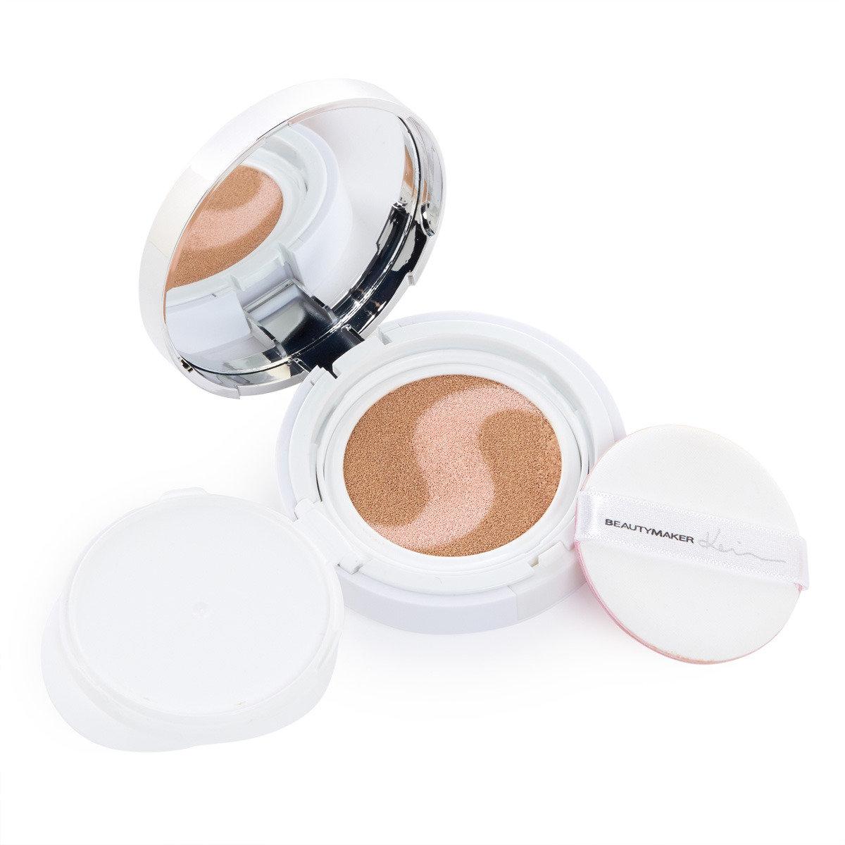 極淨光亮白舒芙蕾氣墊粉餅 SPF50 PA+++ -白皙