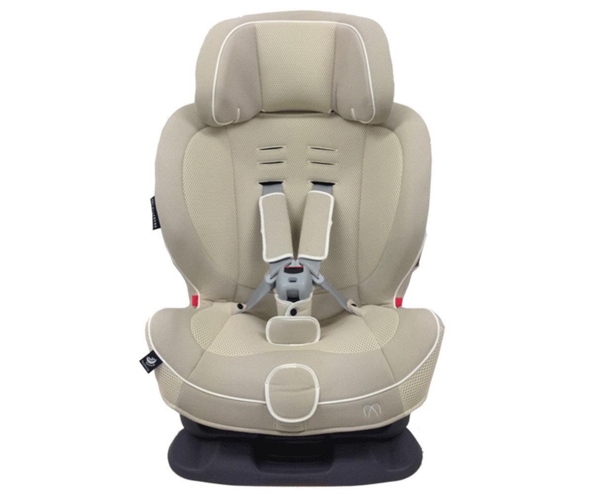 汽車安全椅 (卡其)