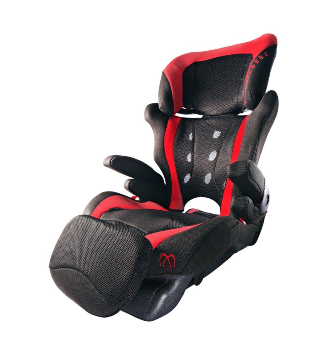 幼童汽車安全椅 (紅黑)