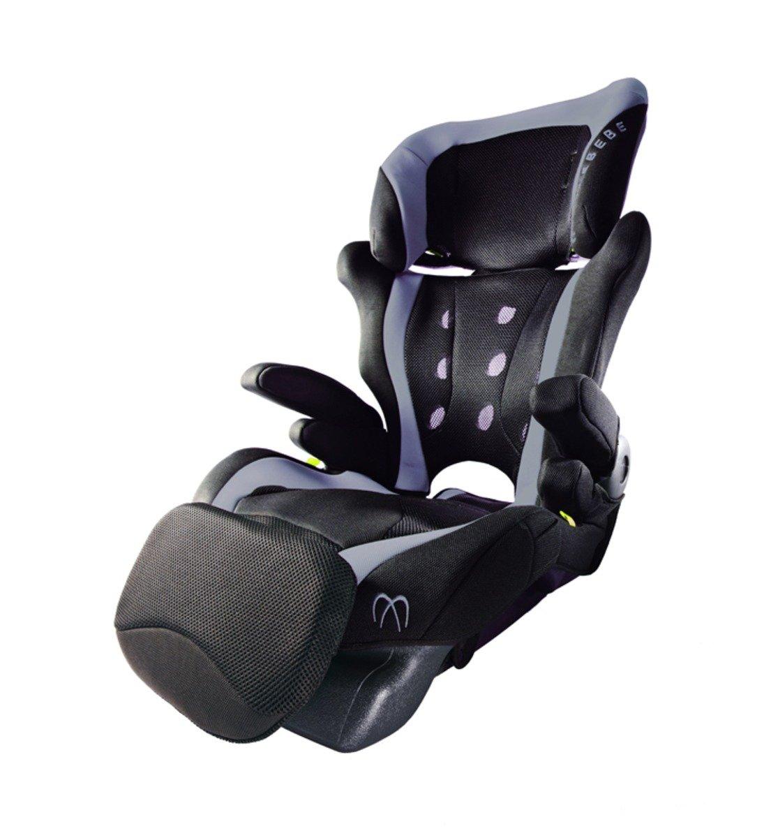 幼童汽車安全椅 (灰黑)