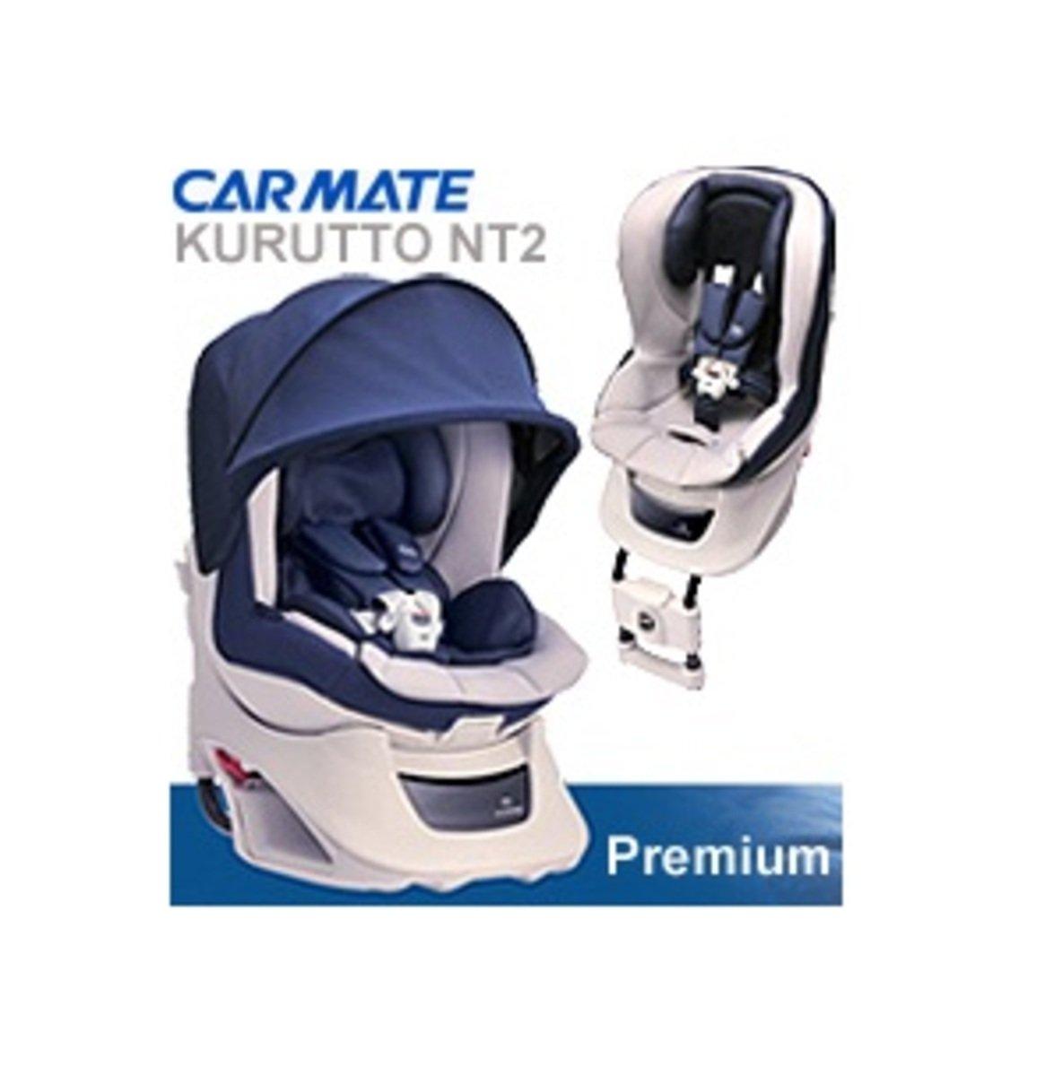 幼童汽車安全椅 (藍色)