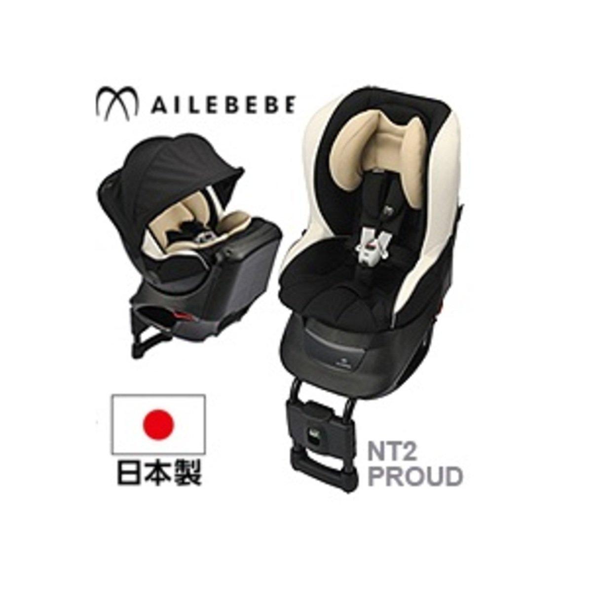 幼童汽車安全椅 (黑色)