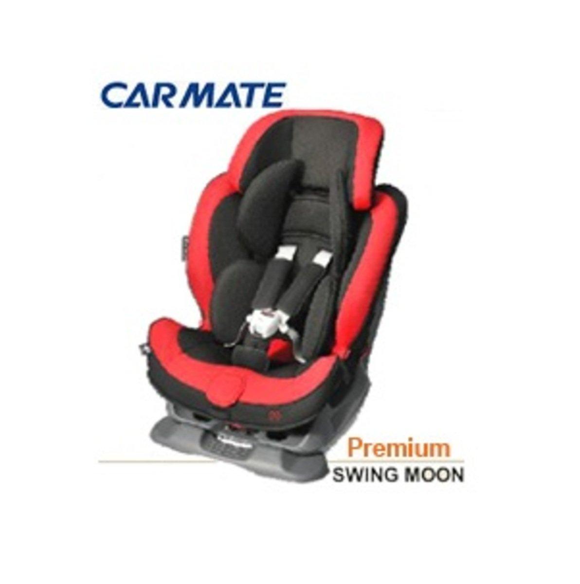 汽車安全椅 (紅黑)