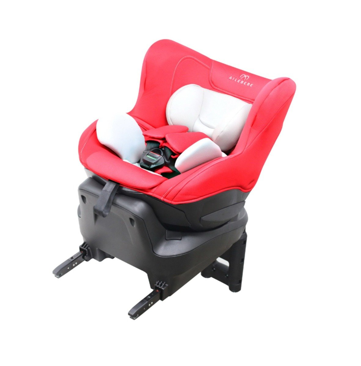ISOFIX專用型幼兒汽車安全椅 (紅色)
