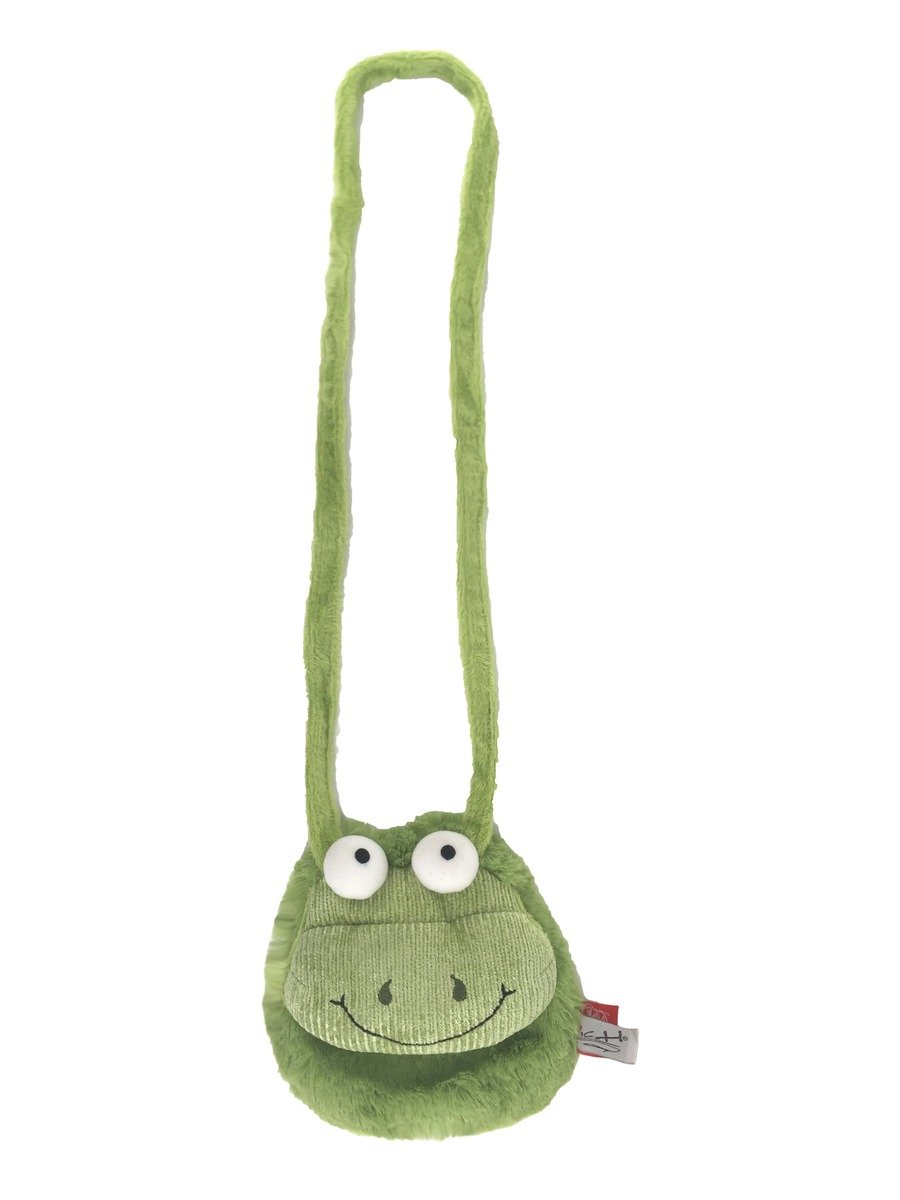 COLOR RICH -  動物造型手袋 - 青蛙  (19cm) - 20K396