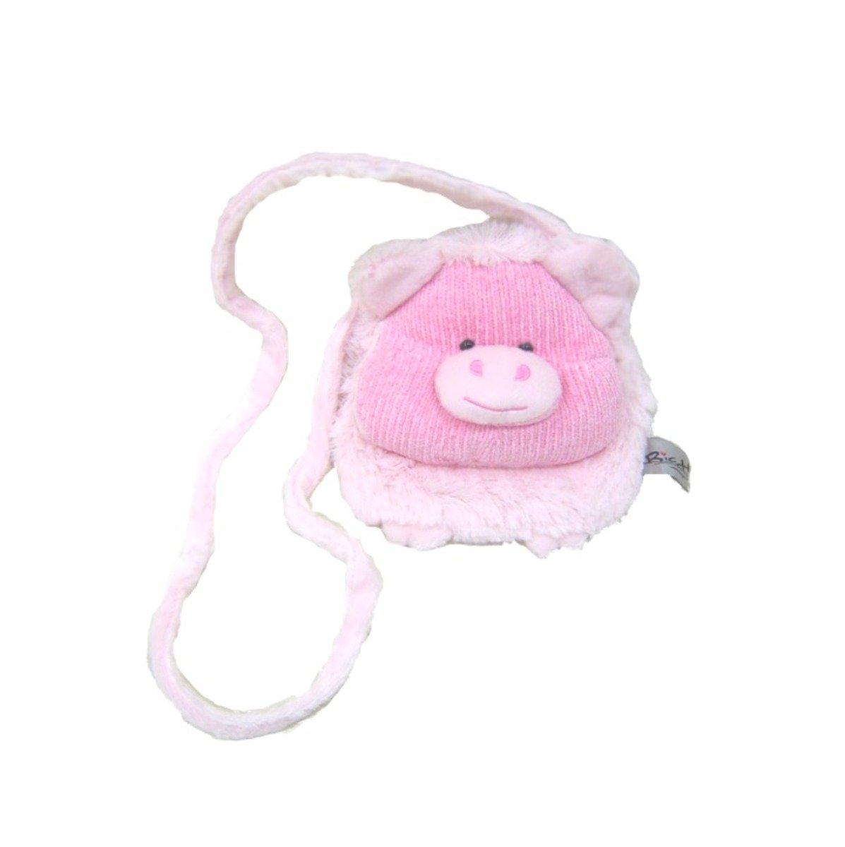 COLOR RICH -  動物造型手袋 - 豬  (19cm) - 20K390