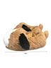 動物毛毛拖鞋 - 狗 (28cm) - SL0019