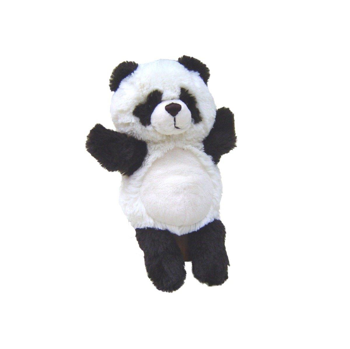 動物毛毛手偶 - 熊貓 (27cm) - 18B0235