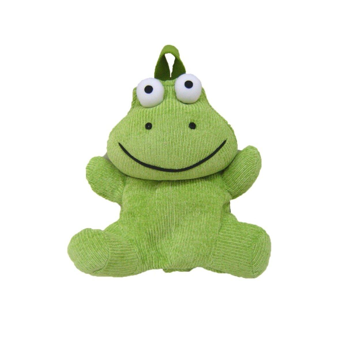 COLOR RICH -  動物造型青蛙背包 (33cm) - 3F896