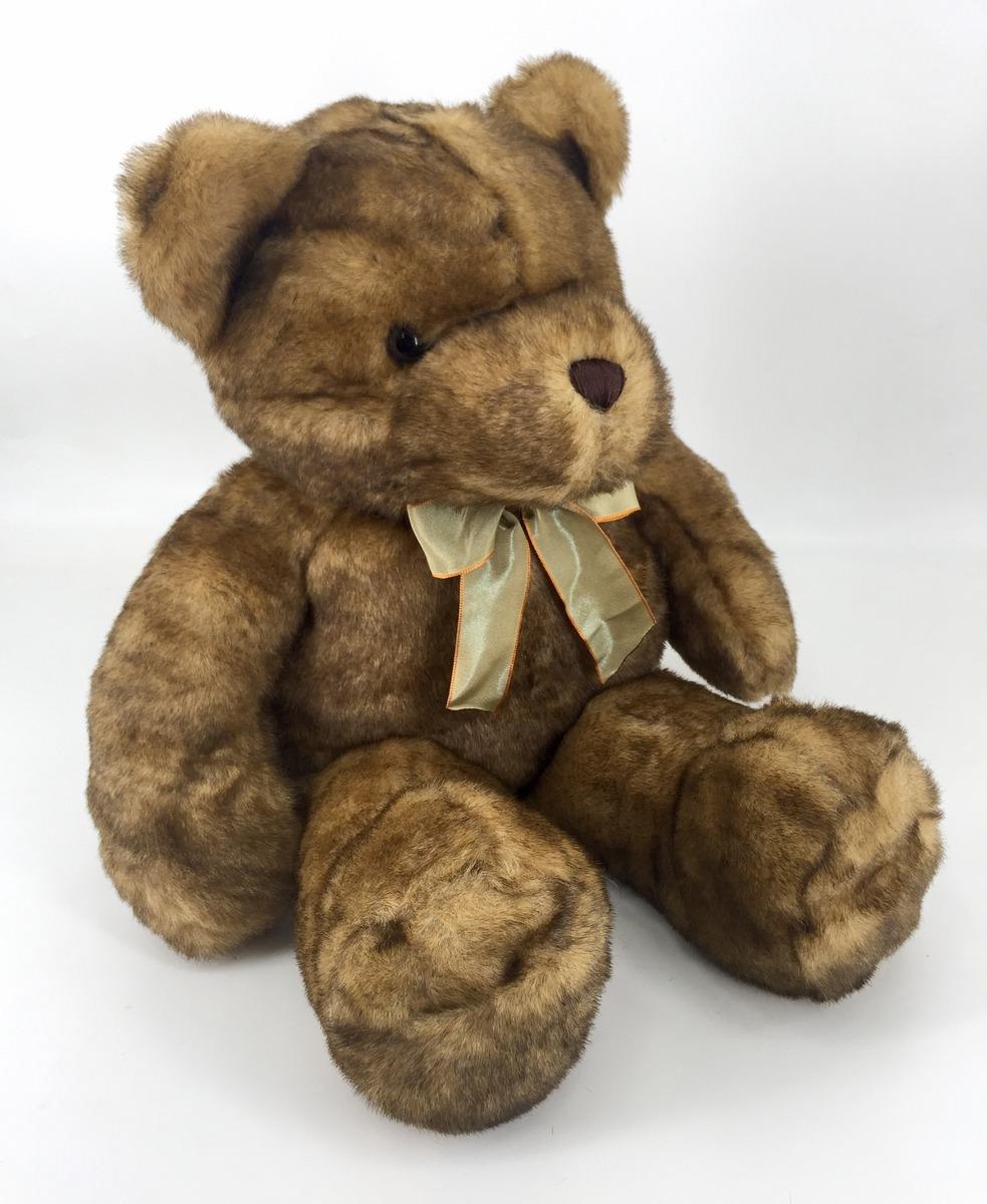 COLOR RICH -  毛絨啤啤熊 (60cm x 30cm) - 10A0203K20