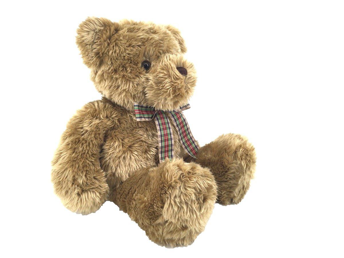 COLOR RICH -  毛絨啤啤熊 (60cm x 30cm) - 10A0203B