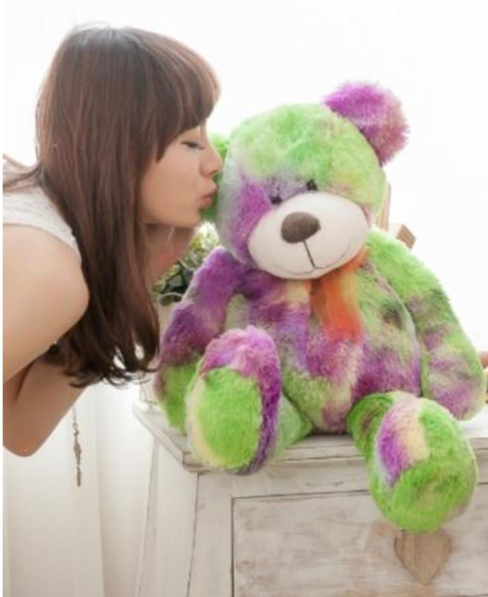 COLOR RICH - 糖果熊 (62cm) - C17806XL