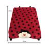 COLOR RICH - 動物造型毯 - 甲虫 (125cm x 90cm) - 18B0213