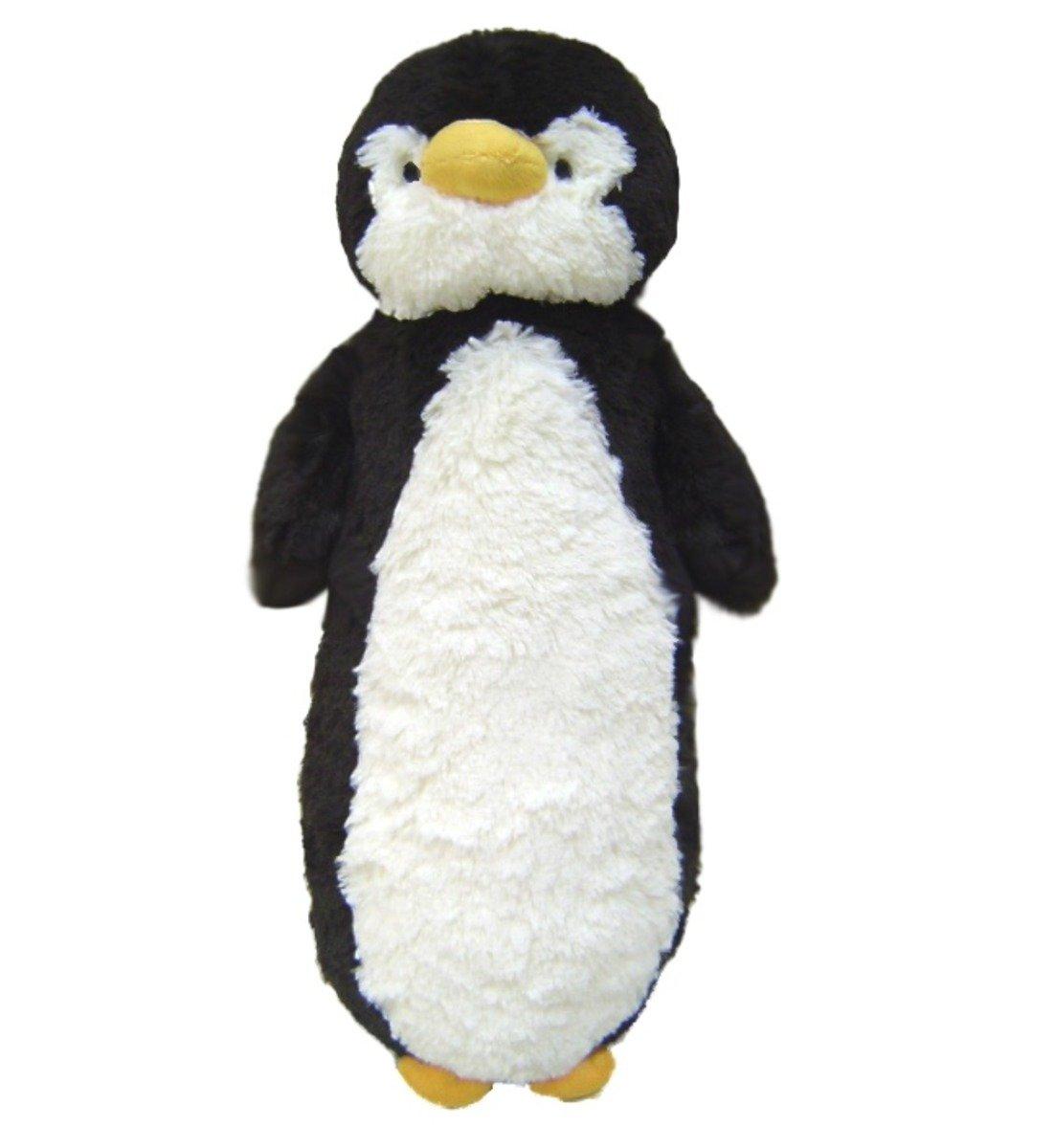 COLOR RICH -  動物造型長抱枕 - 企鵝 (66cm) - C17344