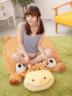 COLOR RICH -  動物造型地墊 - 長頸鹿 (180cm x 90cm) - C17642