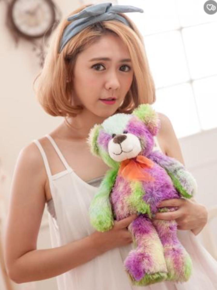 COLOR RICH - 糖果熊 (35cm) - C17806M