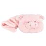 COLOR RICH -  動物造型毯 - 豬  (125cm x 90 cm) - 18B0220