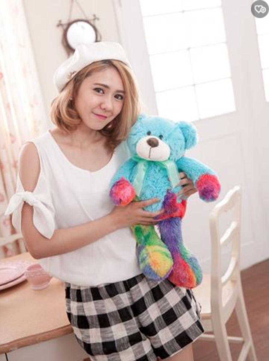 COLOR RICH - 汽水熊 (45cm) - C18679