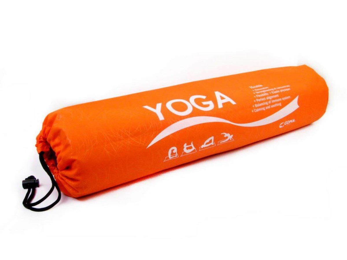 GA815-OR 壓花瑜珈墊淨袋 (橙色)