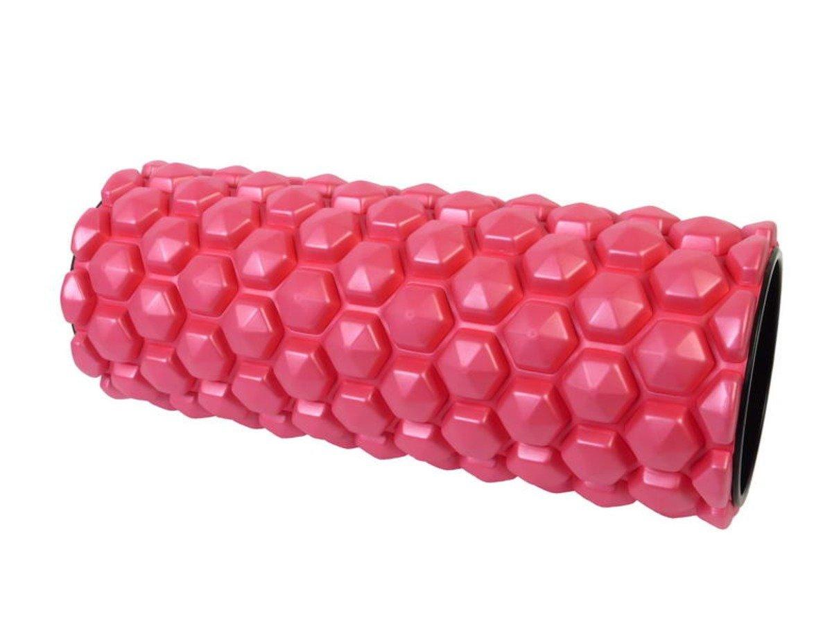 GA950 空心海綿圓柱 - 桃紅色
