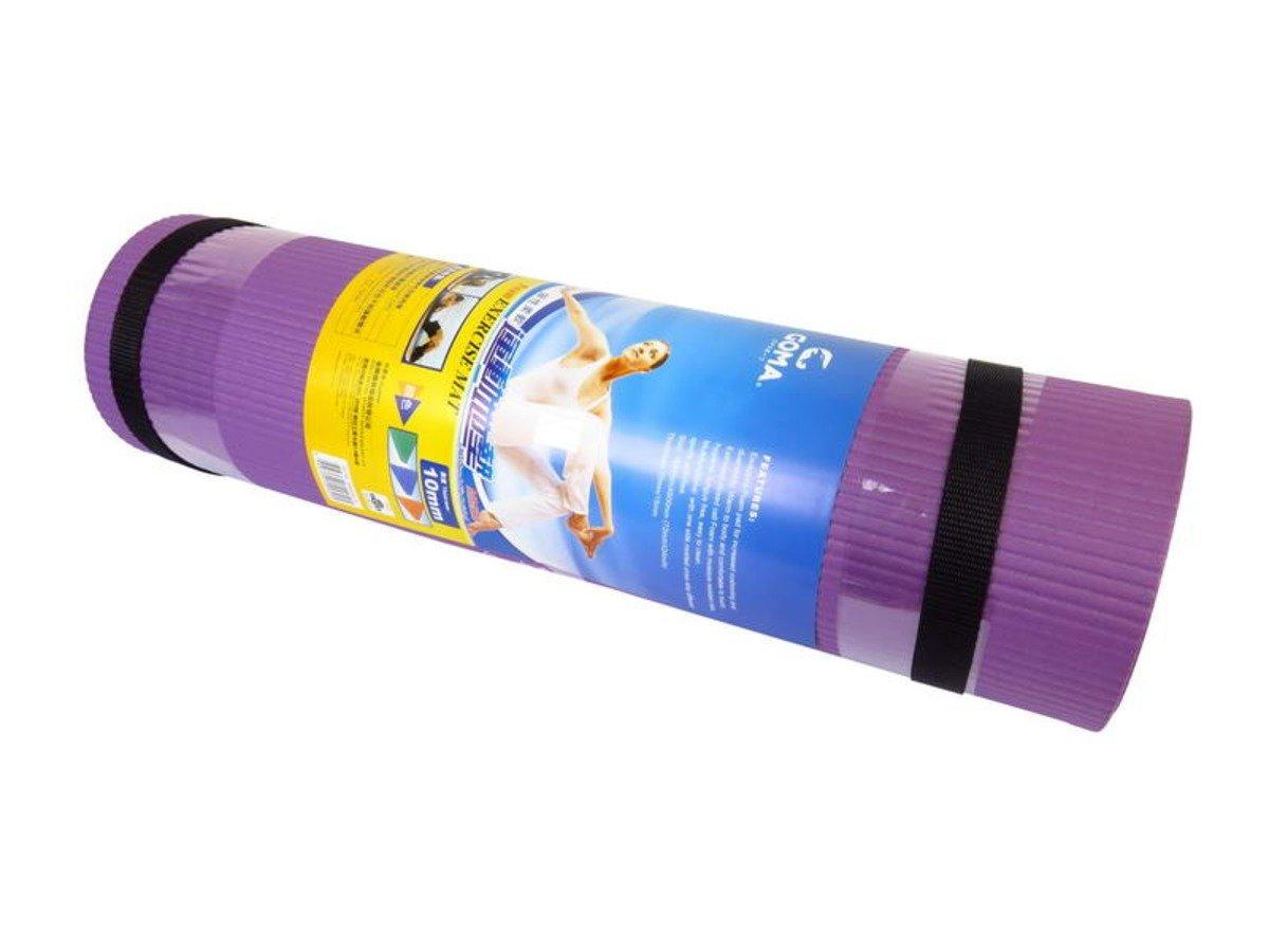 MM500P-10 運動地墊 10mm - 紫色