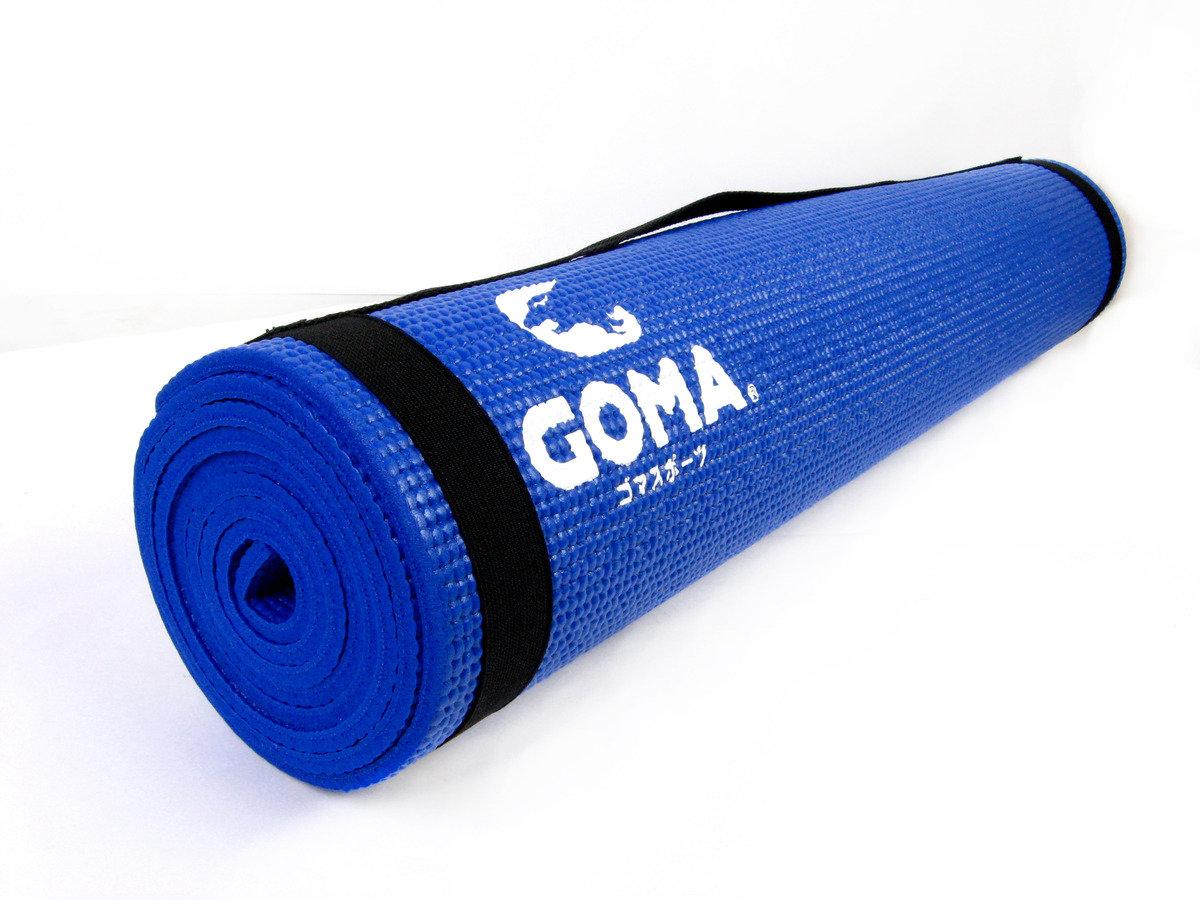瑜珈墊 6mm (藍色)