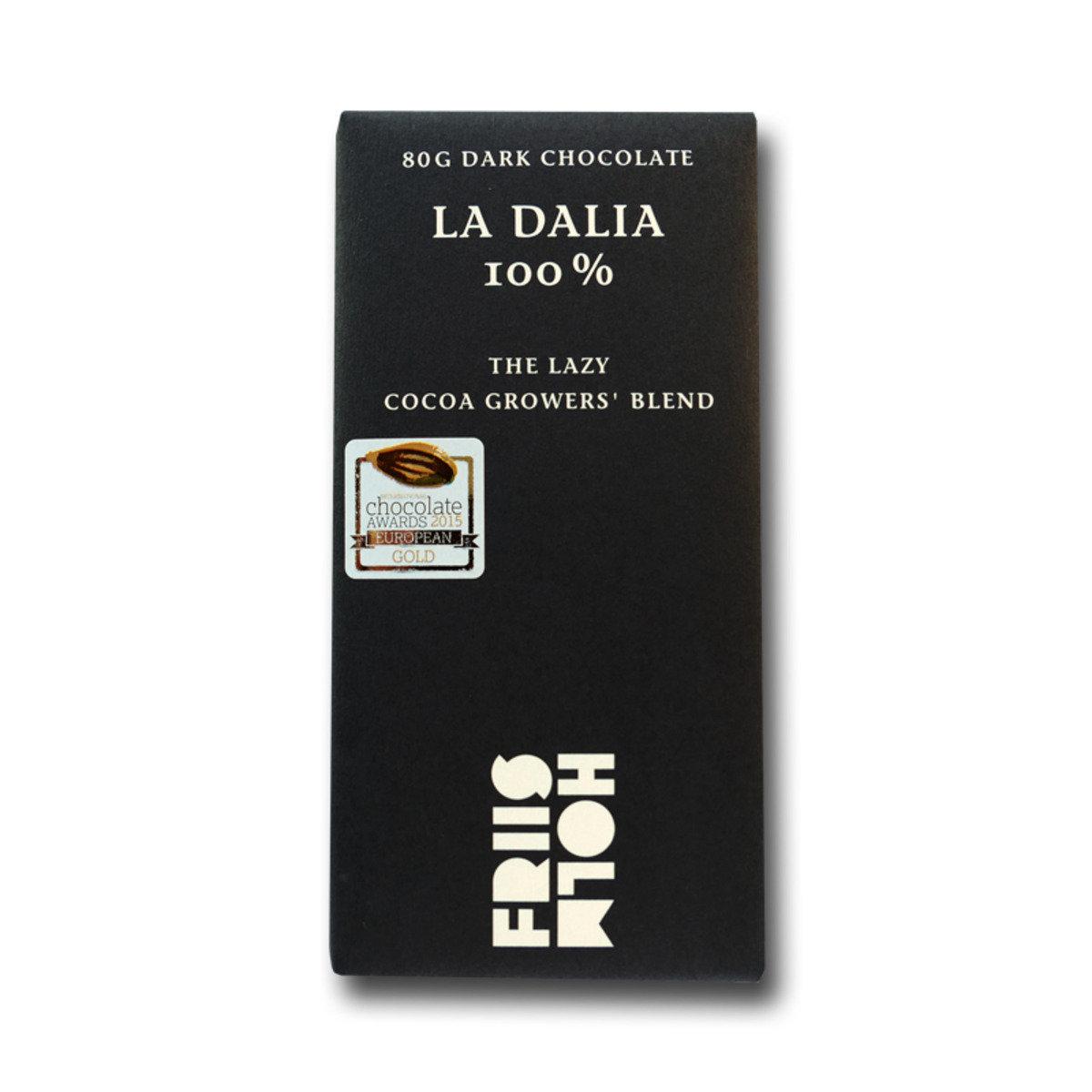 La Dalia 100% (尼加拉瓜) (懶惰可可樹農民併配)