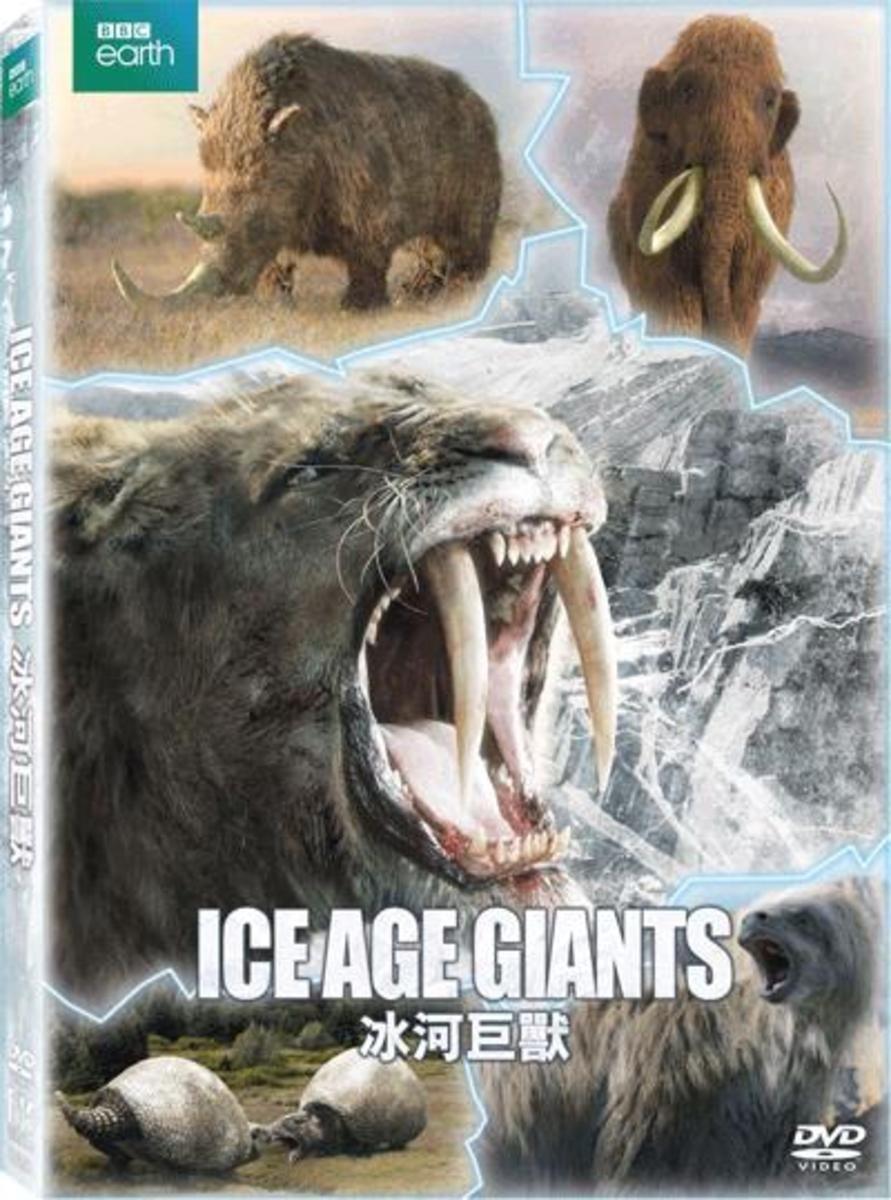 冰河巨獸 (DVD)