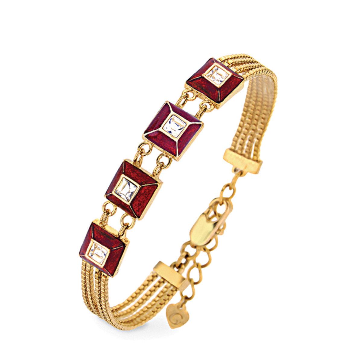 Pyramide bracelet