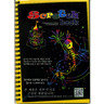 SCRATCH BOOK - BLANK PAPER (GIRL) 8809379160177