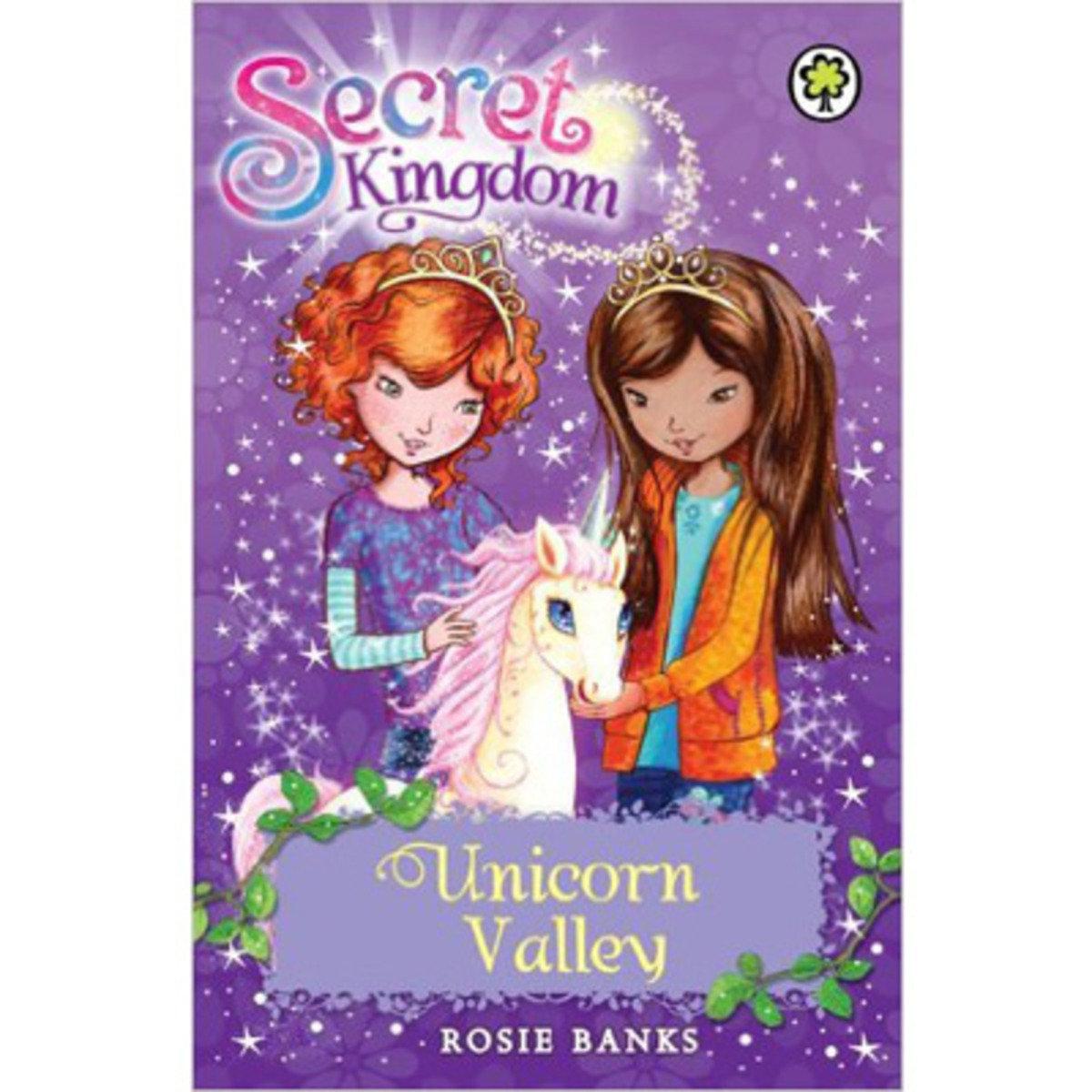 SECRET KINGDOM #2 UNICORN VALLEY 9781408323656