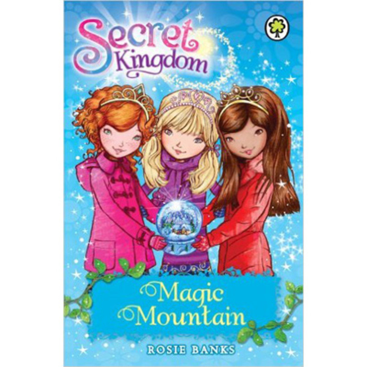 SECRET KINGDOM #5 MAGIC MOUNTAIN 9781408323687
