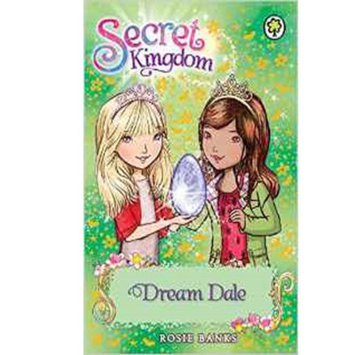 SECRET KINGDOM #9 DREAM DALE 9781408323786