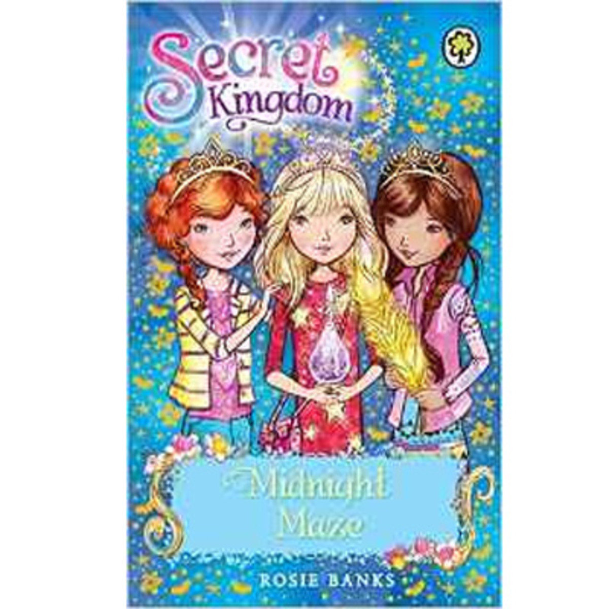 SECRET KINGDOM #12 MIDNIGHT MAZE 9781408323816