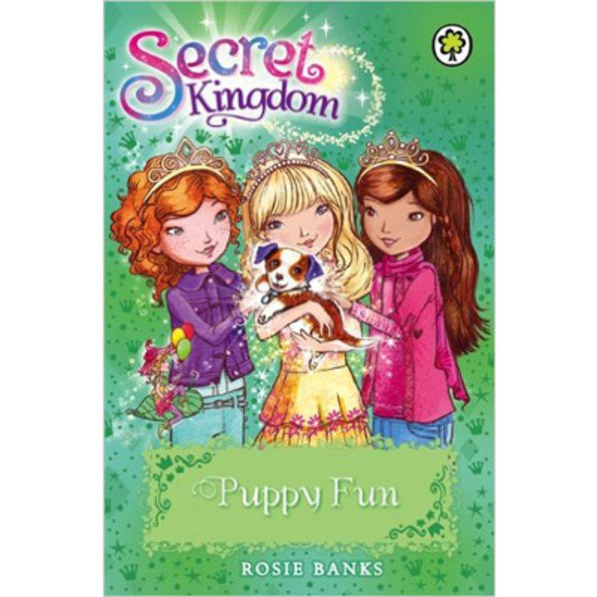 SECRET KINGDOM #19 PUPPY FUN 9781408329009