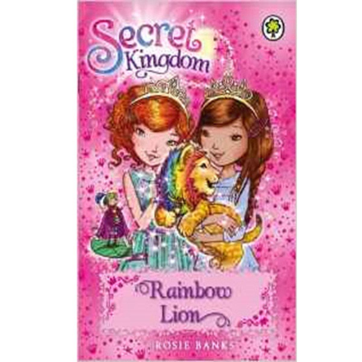 SECRET KINGDOM #22 RAINBOW LION 9781408329030