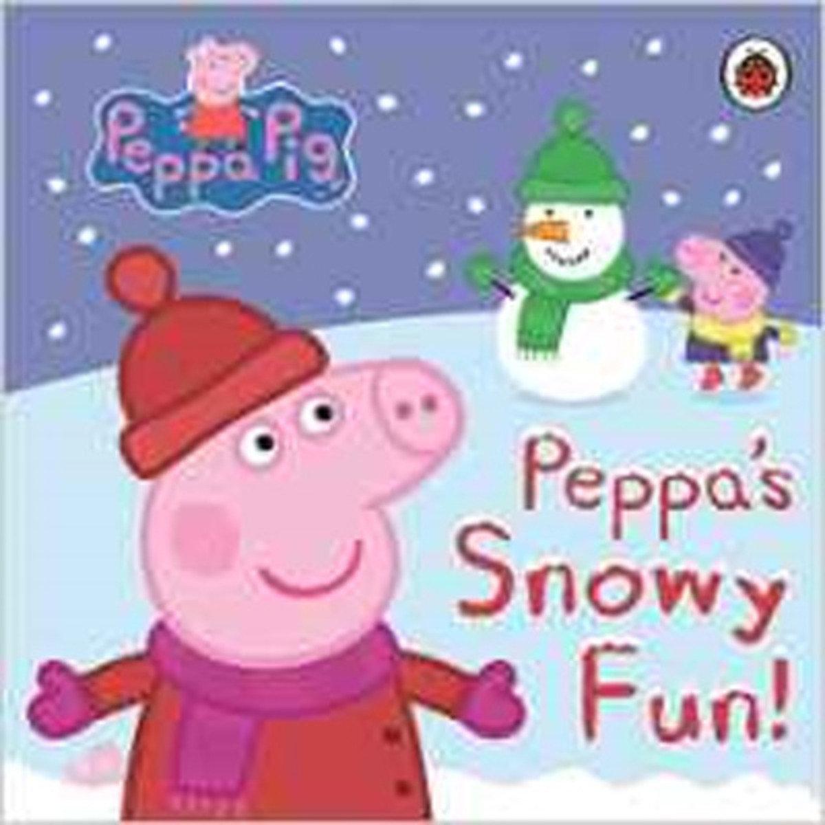 PEPPA PIG: PEPPA'S SNOWY FUN 9781409304616