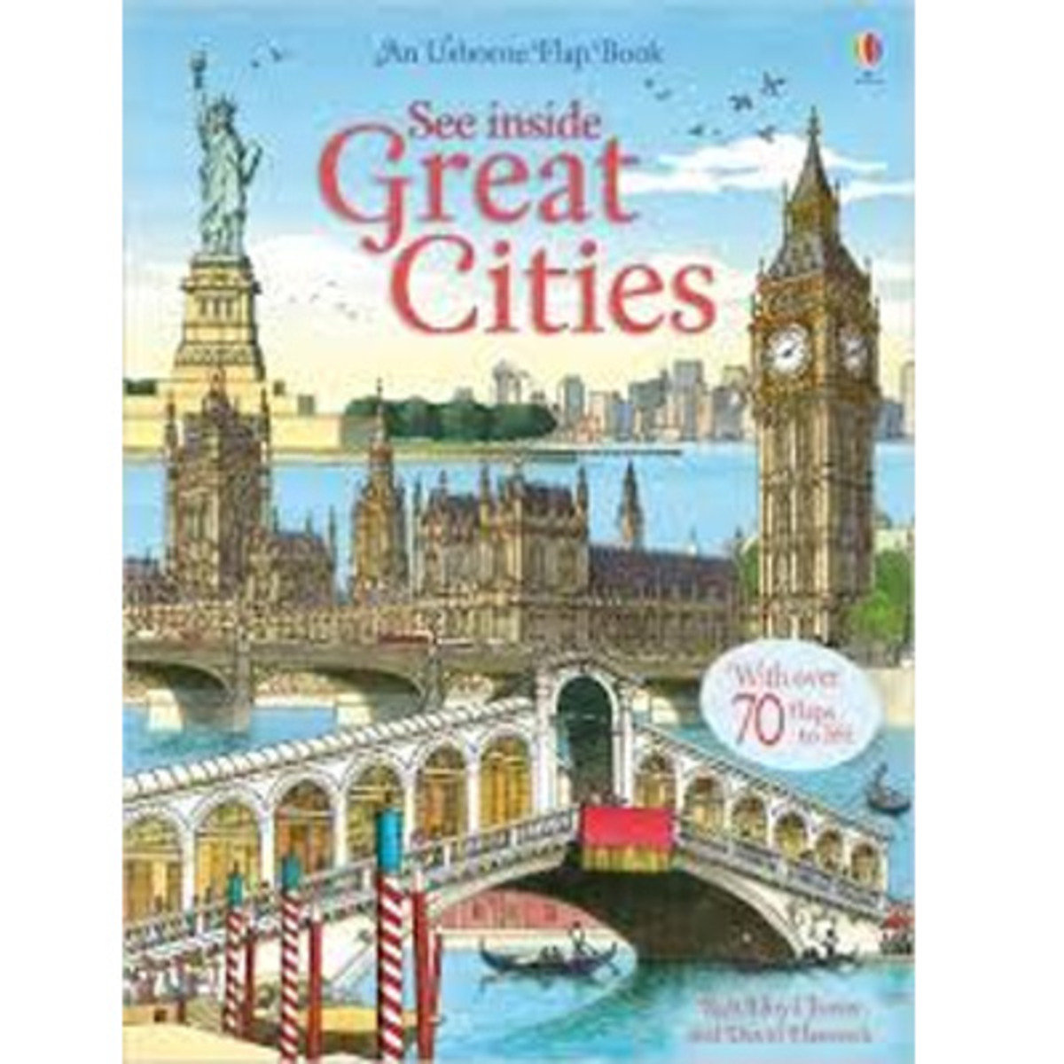SEE INSIDE GREAT CITIES 9781409519041