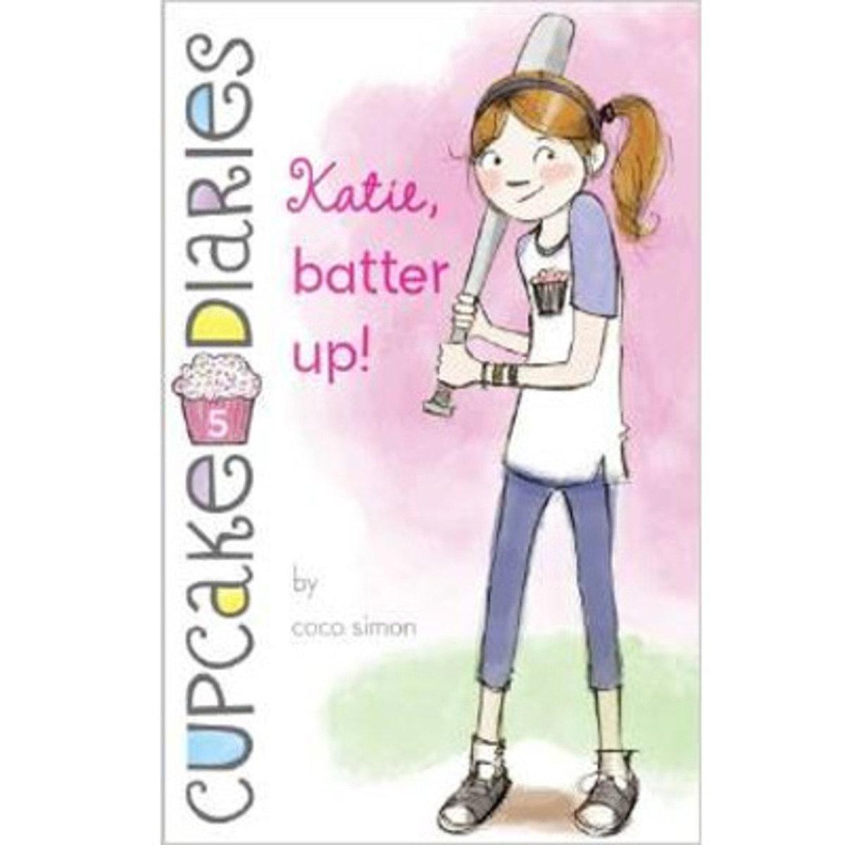 CUPCAKE DIARIES #5 KATIE, BATTER UP! 9781442446113