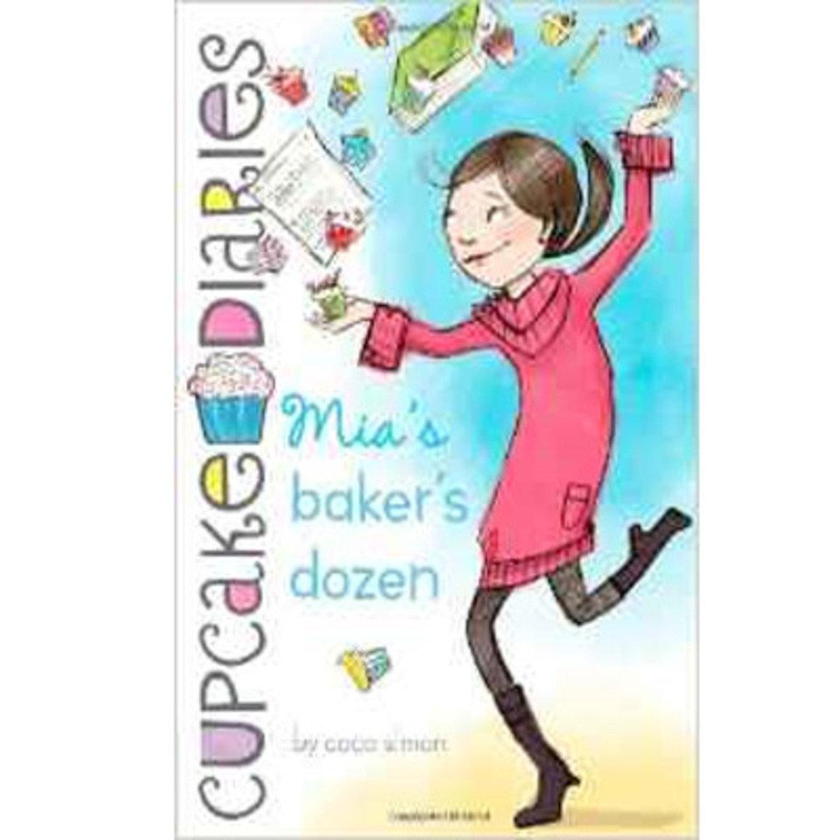 CUPCAKE DIARIES #6 MIA'S BAKER'S DOZEN 9781442446137