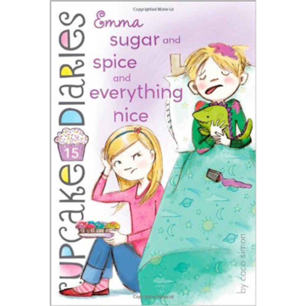 CUPCAKE DIARIES #15 EMMA SUGAR AND SPICE AND EVERYTHING NICE 9781442474819