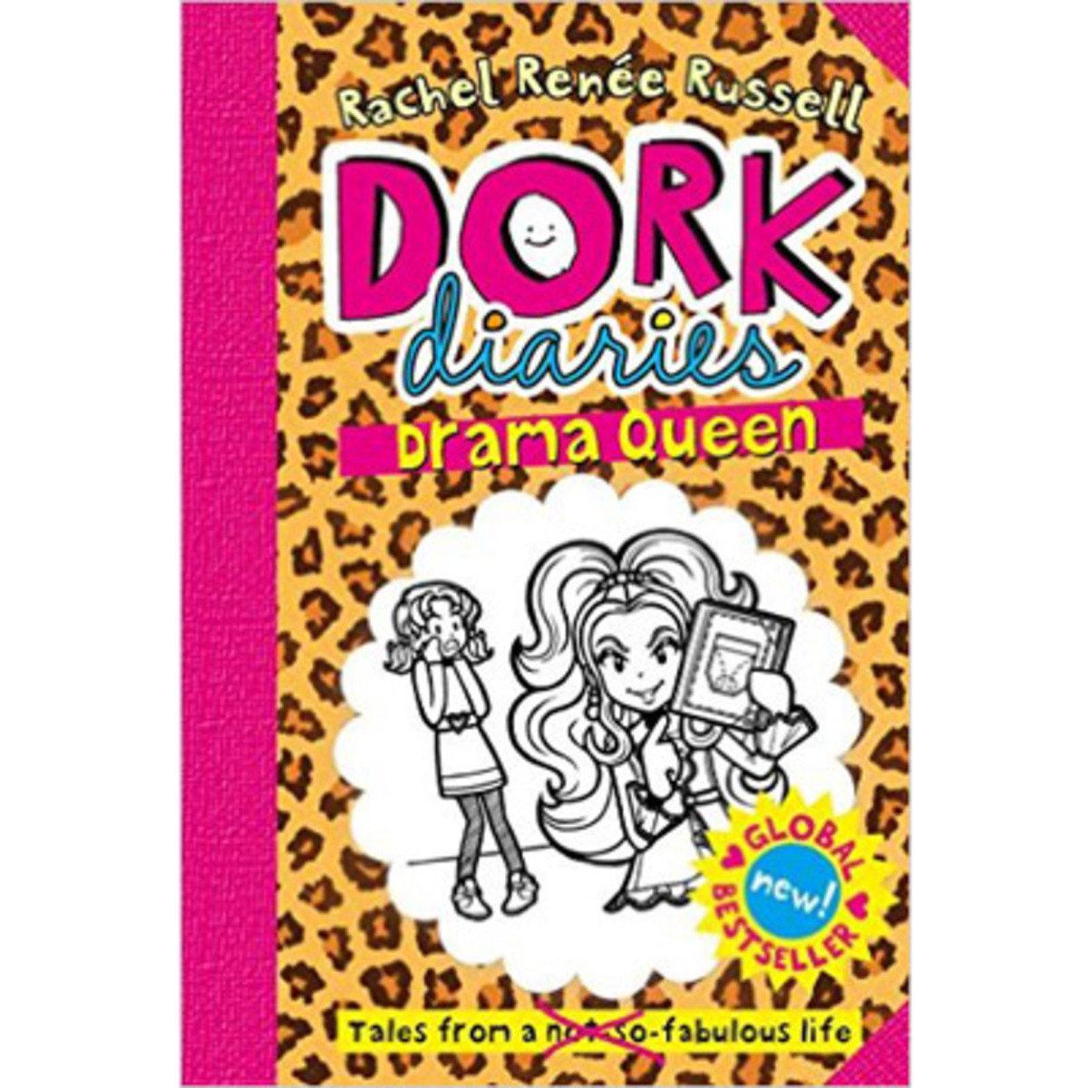 DORK DIARIES #9 DRAMA QUEEN 9781471117718