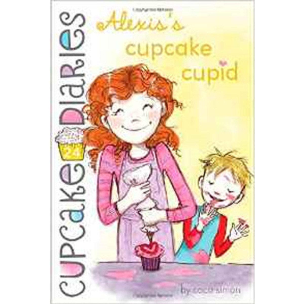 CUPCAKE DIARIES #24 ALEXIS'S CUPCAKE CUPID 9781481428644